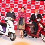 2015 Honda Aviator 2015 Honda Activa i press image