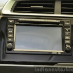 2015 Honda Jazz 1.2 VX MT DVD system India