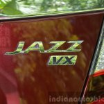 2015 Honda Jazz 1.2 VX MT abdge India