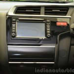 2015 Honda Jazz 1.2 VX MT center console India