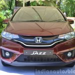 2015 Honda Jazz 1.2 VX MT front India