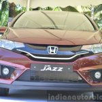 2015 Honda Jazz 1.2 VX MT front angle India