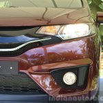 2015 Honda Jazz 1.2 VX MT lights on India