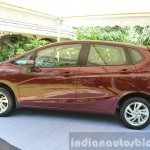 2015 Honda Jazz 1.2 VX MT profile India