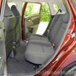 2015 Honda Jazz 1.2 VX MT rear legroom India