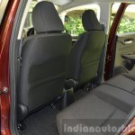 2015 Honda Jazz 1.2 VX MT rear space India