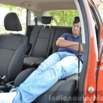 2015 Honda Jazz Diesel VX MT Magic Seat Relax Review