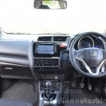 2015 Honda Jazz Diesel VX MT dashboard Review