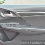 2015 Honda Jazz Diesel VX MT door inserts Review