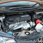 2015 Honda Jazz Diesel VX MT engine bay Review