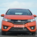 2015 Honda Jazz Diesel VX MT front fascia Review