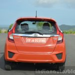 2015 Honda Jazz Diesel VX MT rear Review