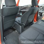2015 Honda Jazz Diesel VX MT rear max legroom Review