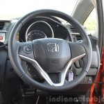 2015 Honda Jazz Diesel VX MT steering Review