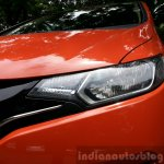 2015 Honda Jazz Orange headlight India