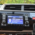 2015 Honda Jazz Petrol V CVT 5-inch media system Review