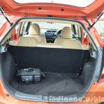 2015 Honda Jazz Petrol V CVT boot Review