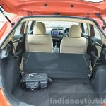 2015 Honda Jazz Petrol V CVT boot max capacity Review