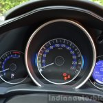 2015 Honda Jazz Petrol V CVT cluster Review