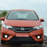 2015 Honda Jazz Petrol V CVT front Review