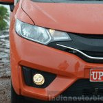 2015 Honda Jazz Petrol V CVT front fascia Review