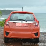 2015 Honda Jazz Petrol V CVT rear Review