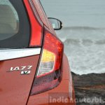 2015 Honda Jazz Petrol V CVT taillights Review