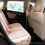 2015 Honda Jazz beige interior India