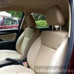 2015 Honda Jazz beige seats India