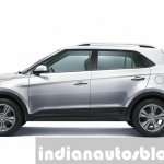 2015 Hyundai Creta side unveiled press image