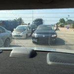 2015 VW Passat Malaysia spied