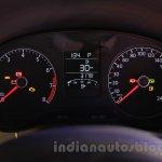 2015 VW Vento facelift cluster