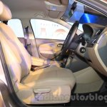 2015 VW Vento facelift front seats