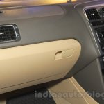 2015 VW Vento facelift glovebox