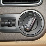 2015 VW Vento facelift headlight knob