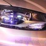 2015 VW Vento facelift headlight