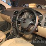 2015 VW Vento facelift interior