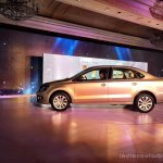 2015 VW Vento (facelift) launched side