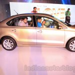 2015 VW Vento facelift profile
