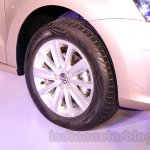 2015 VW Vento facelift wheel