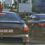 2016 Audi A4 India spied