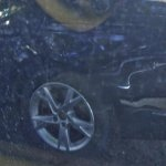 2016 Audi A4 alloys India spied