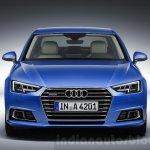 2016 Audi A4 front press shots