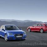 2016 Audi A4 press shots