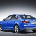 2016 Audi A4 profile press shots