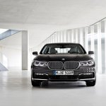 2016 BMW 7 Series front unveiled in Munich