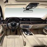 2016 BMW 7 Series interior unveiled in Munich