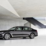 2016 BMW 7 Series side unveiled in Munich
