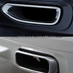 2016 BMW 7 Series vs 2014 BMW 7 Series exhaust tips Old vs New