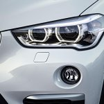2016 BMW X1 LED headlights